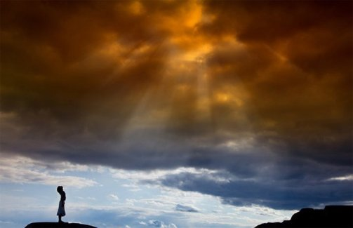 Αποτέλεσμα εικόνας για Ο Θεός εγκαταλείπει τον άνθρωπο