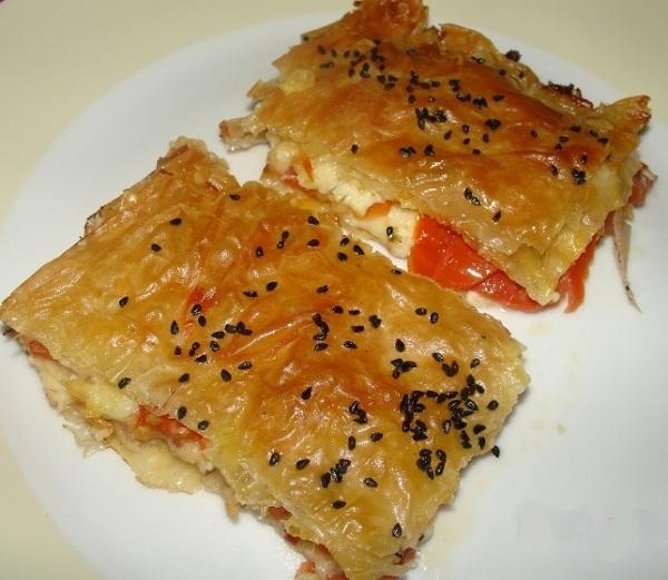 Αποτέλεσμα εικόνας για πιτα καισαρειας κοσμασερ