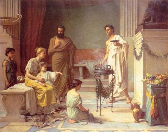 Αποτέλεσμα εικόνας για Ο Ασκληπιός, είχε δύο κόρες.
