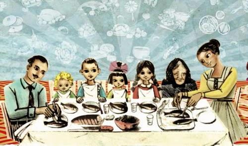 Αποτέλεσμα εικόνας για στο ευχαριστιακό τραπέζι.