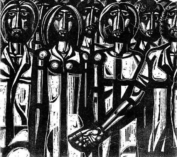Αντώνιος Παρασκευόπουλος: ΕΜΕΙΣ ΚΑΙ ΟΙ ΑΝΘΡΩΠΟΙ ΤΟΥ ΚΟΣΜΟΥ ΤΟΥΤΟΥ