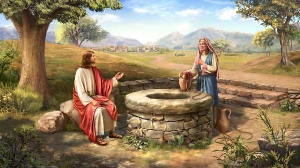 Η σοφία της Σαμαρείτισσας - Γνωρίστε τον Ιησού Χριστό - Medium